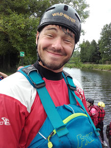 Robin, Moniteur CQP kayak