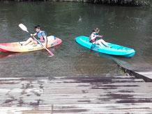 Kayak déponté plus sécurisants ;-)
