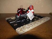 Lustige Geldgeschenke für Motorradfans zum Geburtstag