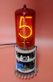 Z566M Single Digit Nixie Clock