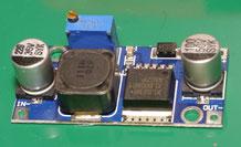 XL6009 Boost Converter Module