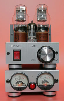 BA6138 アナログVUメーター製作