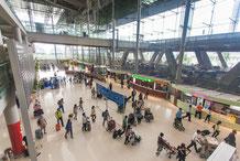 Suvarnabhumi Flughafen in Bangkok