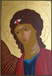 Erzengel Gabriel, 30 x 21 cm, 1998