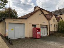 Neubau des Gerätehauses Falscheid