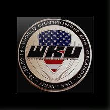 Vizeweltmeister Erol Alp und Gregor Bär im Taekwondo auf Worldchampionships 2016 USA