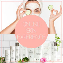 online skin experence