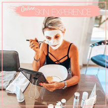 skin experence