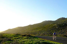 Ausflüge Kapstadt Reisetipps: Fahrradtour durch die Weinberge