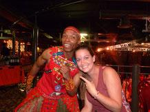 Ausflüge Kapstadt Reisetipps: Dinnershow