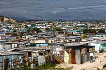 Ausflüge Kapstadt Reisetipps: Fahrradtour Township