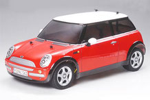 Mini Cooper, M-03L, Tamiya, 58295, Euro-Cup