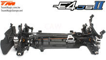 E4 JSll 4WD Chassis / TEAM MAGIC