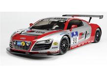 Tamiya, Audi R8, TT-01, 58504, Euro-Cup