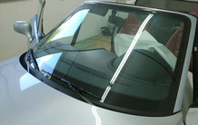 Scheibenrahmen BMW Z3 Folie Scheibenrahmen Folie ersetzen.