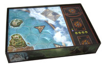 folded space insert organizer  Cyclades