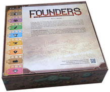 folded space insert organizer founders of gloomhaven