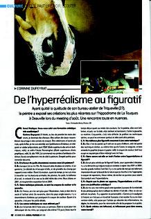 1/2 Cheval Pratique - Octobre 2016
