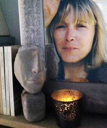 Chris Jobert artiste sculpteur honfleur atelier galerie