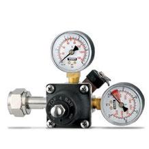 XS Riduttore pressione bombole ricaricabili