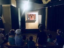 Kindervorstellung Familienverein Kasperlitheater