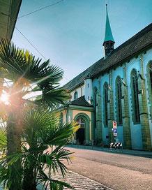 Französische Kirche Bern by _bernstagram_fotograf/in: @annafrankmill