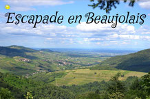 escapade en beaujolais