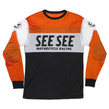 See See Ranker Moto Jersey