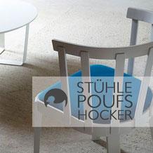 Stühle Sessel Poufs Stuhl Pouf