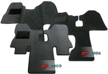 Autoteppich/ Autofussmatte für Ford Transit 4. Generation bis 6. Generation