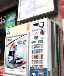 Altersabfrage I Alterserkennung I NFC-Zahlung an Automaten