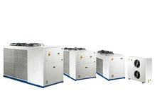 MTA MCY Kaltwassermaschinen mit Wärmepumpe-Funktion Luftgekühlt für Aussenaufstellung