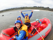 2020年11月01日AM信濃川ラフティングツアー写真プレビュー