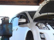 保険を使用する事故修理