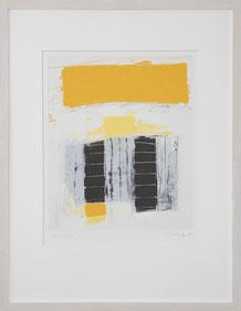 "Peter Lorenz ""271/300"" 50 x 65cm, Serigrafie, gerahmt. Preis 75.-€"
