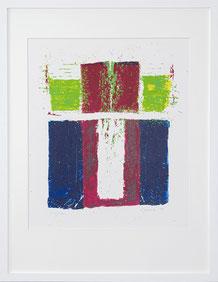 "Peter Lorenz ""211/300"" 50x65cm, 50 x 65cm, Serigrafie, gerahmt. Preis 75.-€"