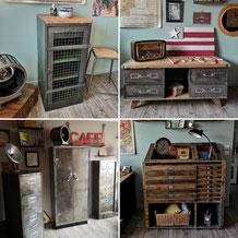 commode, buffet, meuble d'atelier...