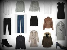 les 15 basiques de la garde-robe