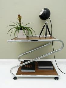 Vintage 1960er und 1970 Möbel & Interieur