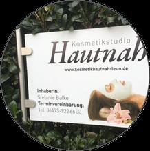 Terminvereinbarungen im Kosmetikstudio Hautnah in Leun