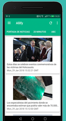 Usar Allify Para Ver Tv Gratis