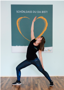 Energy-Yoga im Ladies First Hamm - Fitnessstudio für Frauen
