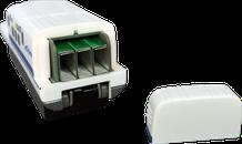 ホッチキス オリジナル/新幹線型 収納BOX 針
