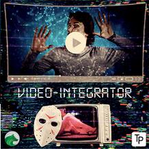 CD Cover Video-Integrator