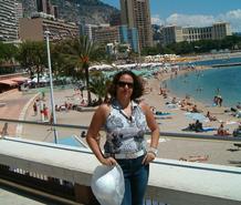 Praia de Mônaco