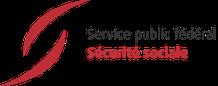 Logo du service public fédéral Sécurité sociale
