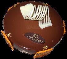 Délice de Selles-sur-Cher, gâteau de la boulangerie Habert de Selles-sur-Cher