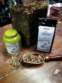 Les thés  Deuza à Saint Jean de Luz