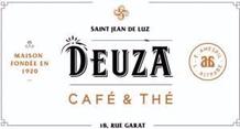 logo Deuza Café et Thé