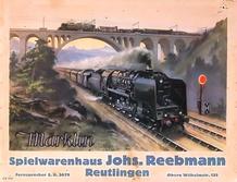 1931 Märklin Katalog DE